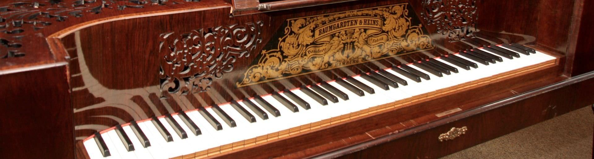 Brahms Hamburg Baumgardten und Heins